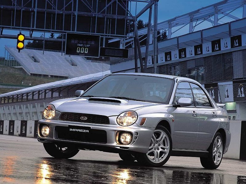 XPT Stage 2 - 01/02 EDM WRX with Launch Control
