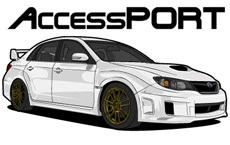 2011 STi - Map Package